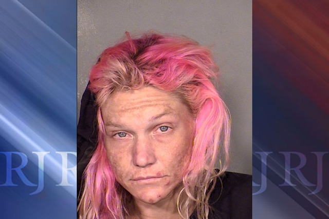 Marjorie Fiora, 30, is accused of shooting and killing Joseph Levine, 56, of Las Vegas, on Wednesday, Sept. 3, 2014.