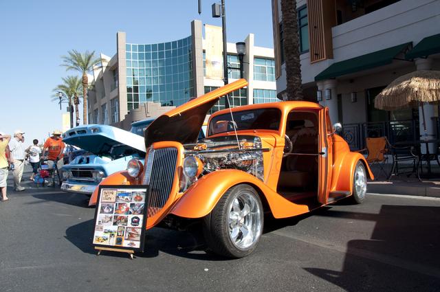 Super Run Classic Car Show Kicks Off In Henderson Las Vegas