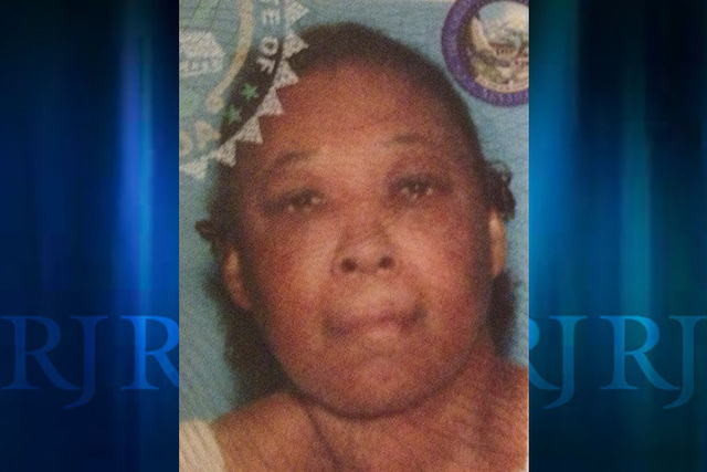 Audrey Pamala Thrash, 60, was last seen at about 2:30 p.m. Wednesday in the 4600 block of Ferrell Street. Thrash has a history of walking away from her residence, police said, and has traumatic br ...
