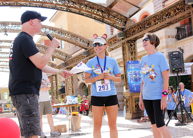 More than 400 Las Vegans participated Sept. 20 in the UnitedHealthcare Children's Foundation annual Teddy Bear 5K Run at Tivoli Village, 440 S. Rampart Blvd. Proceeds will fund medical grants to ...