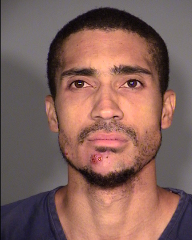 Jabron Carr, 30. (Courtesy, Las Vegas Metropolitan Police Department)