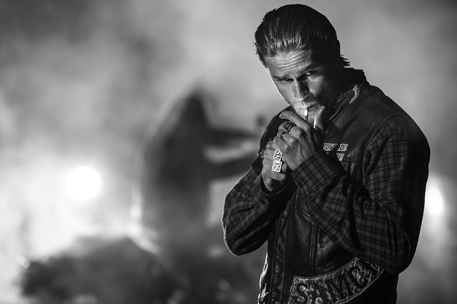 SONS OF ANARCHY -- Pictured: Charlie Hunnam as Jackson 'Jax' Teller. CR: James Minchin/FX