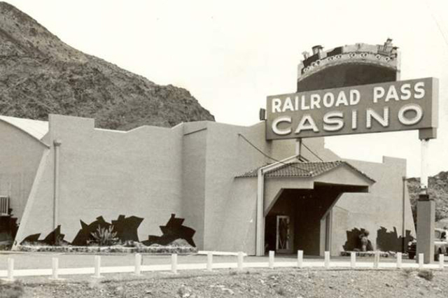 Railroad Pass casino. (Bill Knighton/Las Vegas Review-Journal file photo)