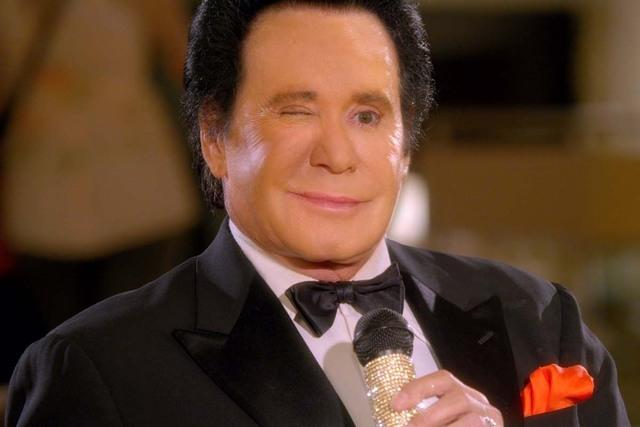 Wayne Newton (Courtesy/Las Vegas Convention and Visitors Authority)