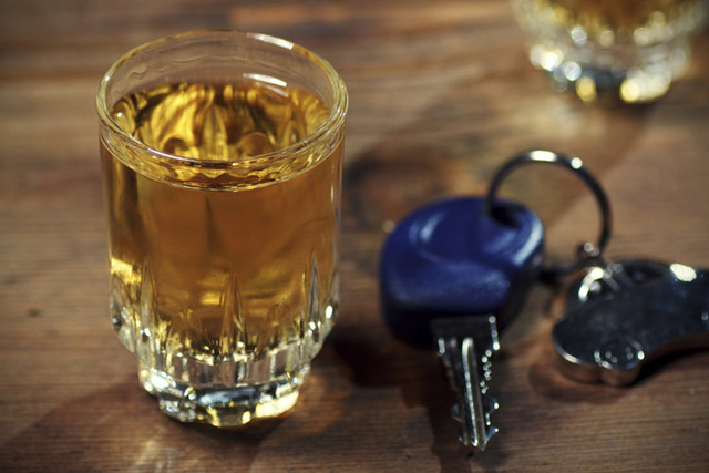 Be smart – don't put yourself in a position where you are stuck trying to talk your way out of a traffic stop and/or DUI checkpoint. (Thinkstock)