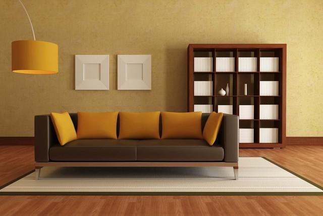 ώχρα χρώμα τοίχου