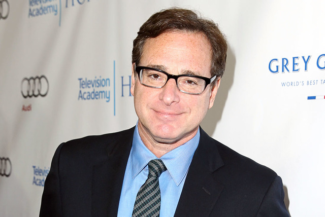 Bob Saget (Matt Sayles/Invision for the Television Academy/AP Images)