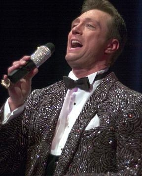 """Wes Winters performs """"From Liberace to Jerry Lee"""" Sunday at the Winchester Cultural Center. (Courtesy photo)"""