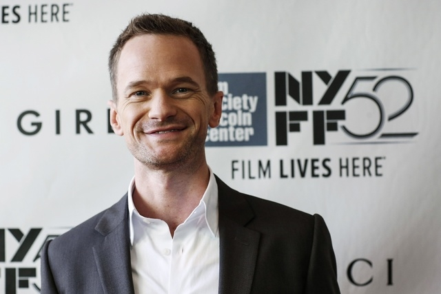 """Actor Neil Patrick Harris is shown at the 52nd New York Film Festival opening night of the movie """"Gone Girl"""" in New York City, Sept. 26, 2014. Harris has been chosen to host the2015 Academy Awards ..."""