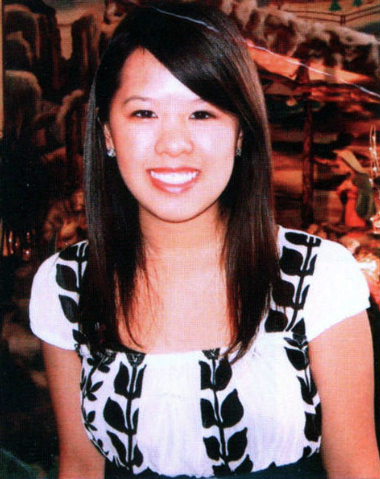 This 2010 photo provided by tcu360.com, the yearbook of Texas Christian University, shows Nina Pham, 26, who became the first person to contract the disease within the United States. Records show  ...