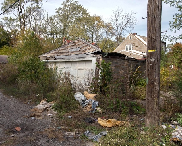 The body of a woman was found in this house in Gary, Indiana, on Sunday, Oct. 19, 2014. Police said Sunday that a 43-year-old man confessed to killing a woman whose body was found in a Motel 6 in  ...