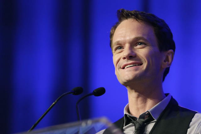 Actor Neil Patrick Harris speaks at Book Expo America in New York. On Tuesday, Oct. 28, 2014, NBC announced that the network is bringing Harris back to series television as host of a comedy-variet ...
