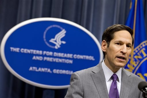 Director of Centers for Disease Control and Prevention Dr. Tom Frieden said Sunday that first person diagnosed with Ebola in the United States was fighting for his life at a Dallas hospital and ap ...