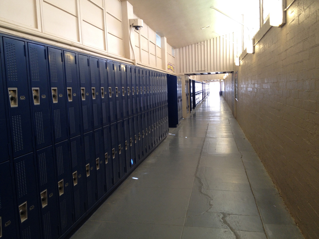 The Clark County School Board decided Thursday to spend much of the $54 million remaining from a 1998 bond issue on Phase 2 of Boulder City High School's four-phased replacement.
