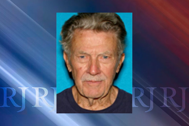 Henderson police say that James Henry Bryan, 83, who went missing from his home in Anthem Country Club early Monday, has been found. (Courtesy/Henderson Police Department)