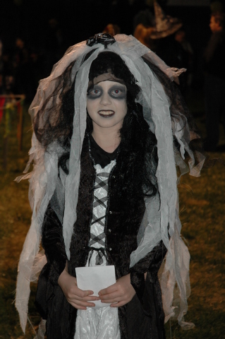 A child dresses up at a past Halloween event hosted by the city of Henderson. This year the city plans a variety of festive activities at its recreation centers. (Special to View)