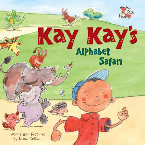 """Kay Kay's Alphabet Safari"" is based on a true story. (Special to View)"