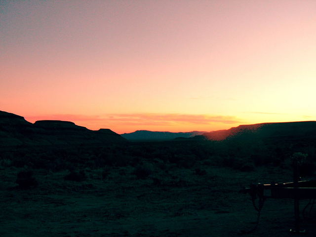 The 1.6 million-acre Mojave National Preserve is popular with campers, hikers, mountain bikers, horseback riders and off-highway explorers. (COURTESY OF NATIONAL PARKS SERVICE)