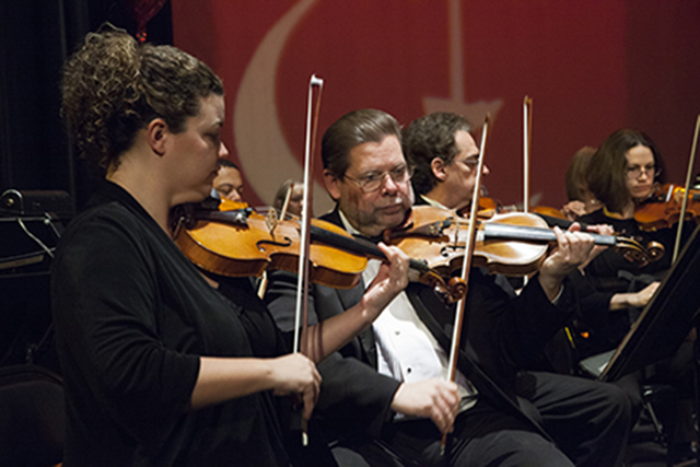 """Fantasy for Strings,"" the 30th season premiere in the Nevada Chamber Symphony's Classic Touch Concert Series, is slated for 3 p.m. Oct. 19 at the Clark County Library, 1401 E. Flamingo Road ..."