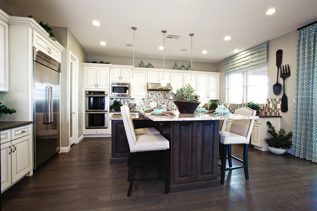 Toll Brothers Las Vegas Model Homes Home Decor Ideas