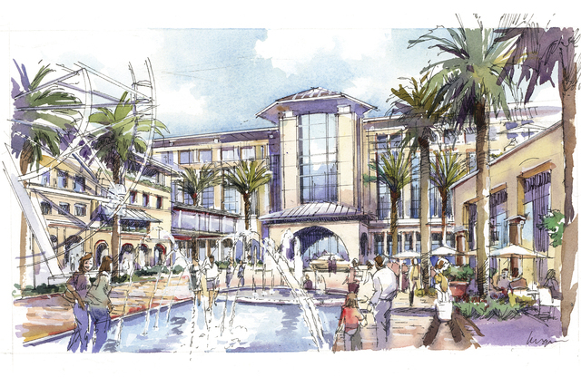 A four-part village will consist of Union Centre, Union Plaza, Union Place and Union Park. The project's first phase — the hospital and medical center — is expected to open at the end of 201 ...