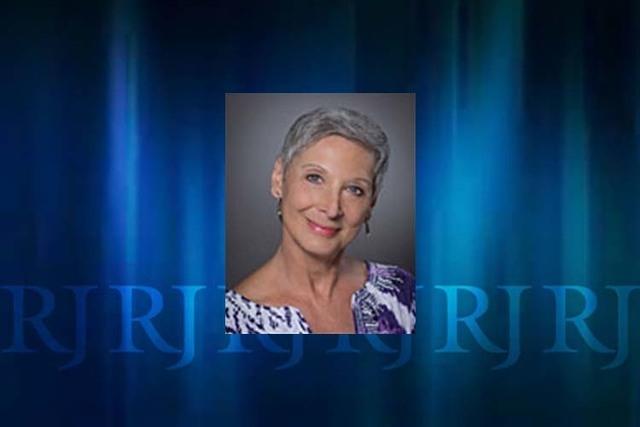 Ballet legend Cynthia Gregory, Nevada Ballet Theatre's artistic coach. (Courtesy photo/Virginia Trudeau)