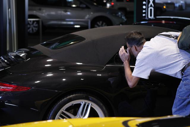 Mccarran S Rent A Car Expands With Exotic Sports Car Models Las