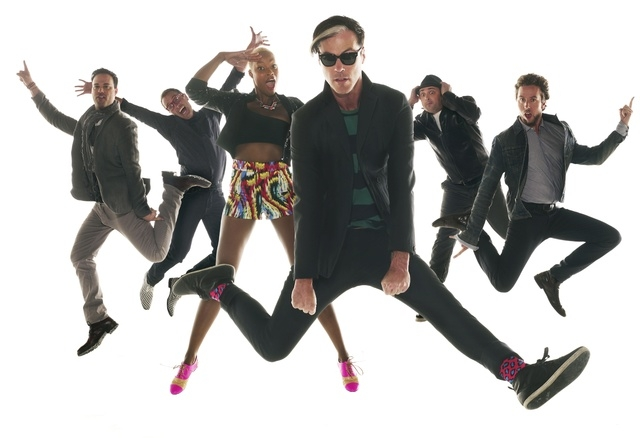 Fitz and the Tantrums (Courtesy)