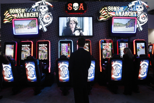 Sons of anarchy slot machine online