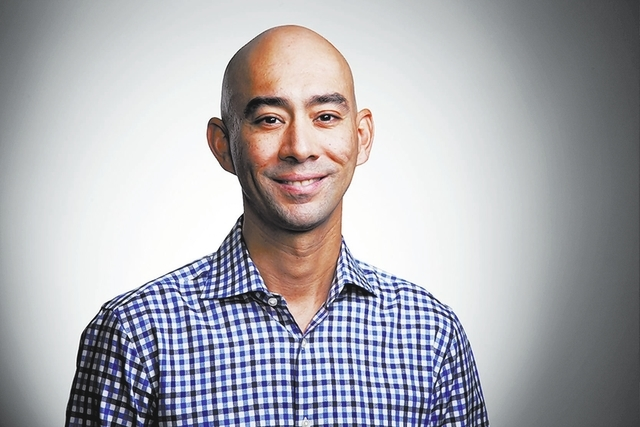 Gamblit marketing officer David Chang. (Courtesy Gamblit)
