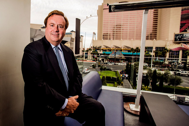 "Caesars Entertainment Chairman Gary Loveman said the talks with bank creditors could ""create a path toward a sustainable capital structure"" for the company, which operates more than 50 casinos ..."