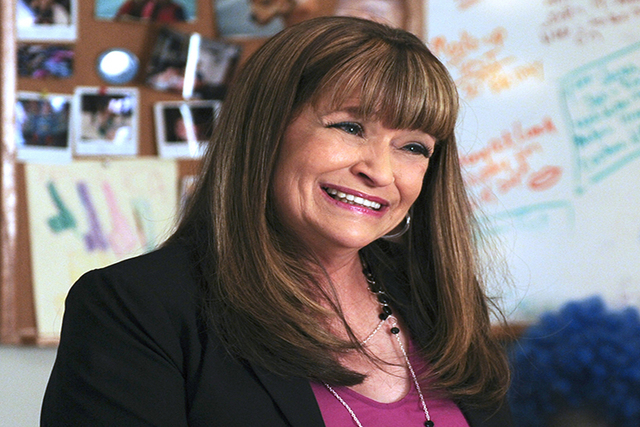 "This photo provided by NBC Universal shows Jan Hooks as Verna in season 4 of the television series, ""30 Rock.""  Hooks, the former ""Saturday Night Live"" cast member has died.  S ..."