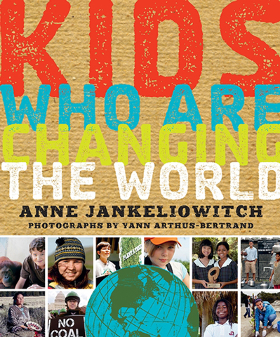 "Children can find inspiration reading ""Kids Who Are Changing the World."" (Special to View)"