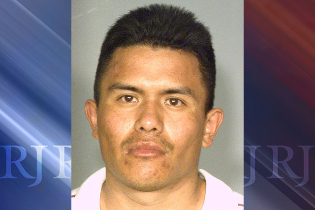 Domingo Alva-Gonzalez (Las Vegas Metropolitan Police Department)