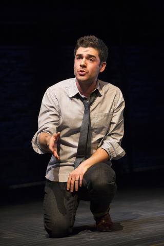 "Adam Kantor plays Jamie Wellerstein in ""The Last Five Years."" (Courtesy)"