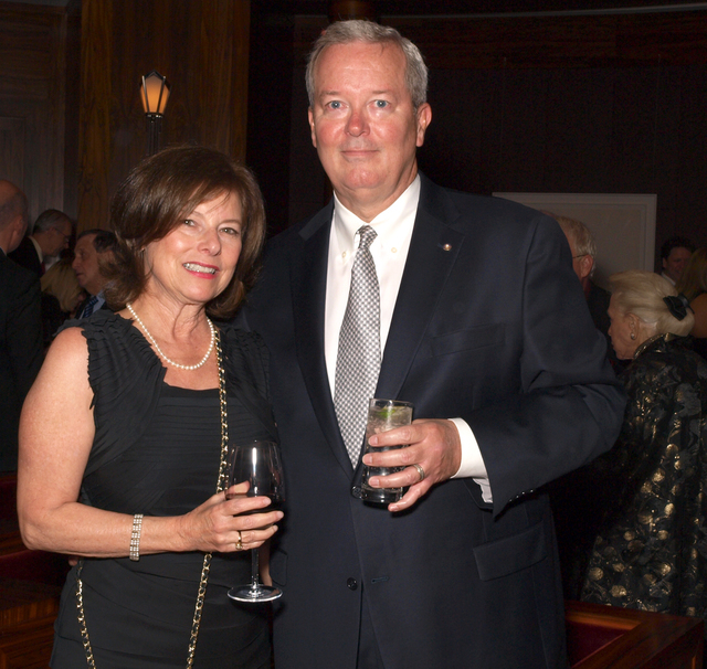 Karen and Randy Campanale (Marian Umhoefer/Las Vegas Review-Journal)
