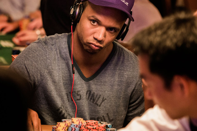 Phil Ivey, a 10-time World Series of Poker winner, said he did not cheat when he won nearly $22 million playing baccarat at casinos in New Jersey and London. (Jeff Scheid/Las Vegas Review-Journal)