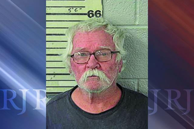 Grady Fisher (Elko County Jail)