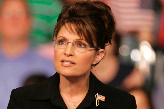 Former Alaska Gov. Sarah Palin called Bill Maher a bully.