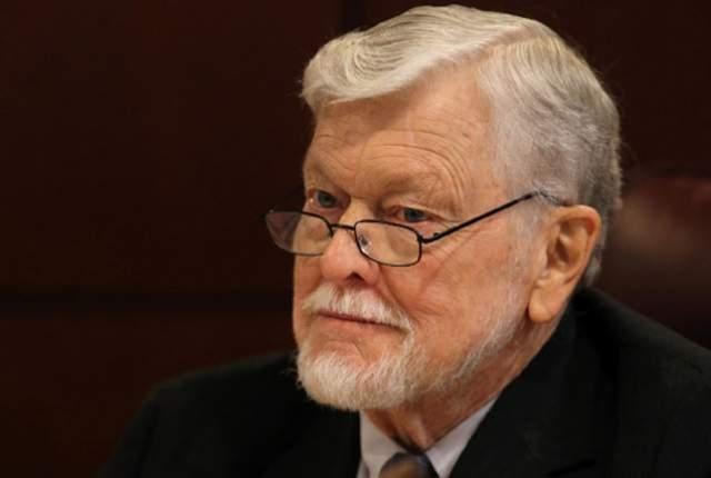 Assemblyman Joe Hogan, who died last week after suffering a massive stroke two months ago.