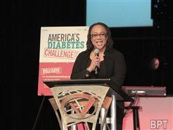 African Americans with type 2 diabetes take America's Diabetes Challenge and pledge to get to their goals