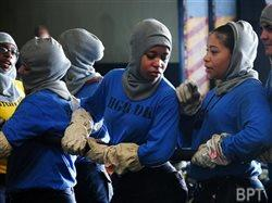Breaking the glass ceiling: Navy offers women exciting career opportunities