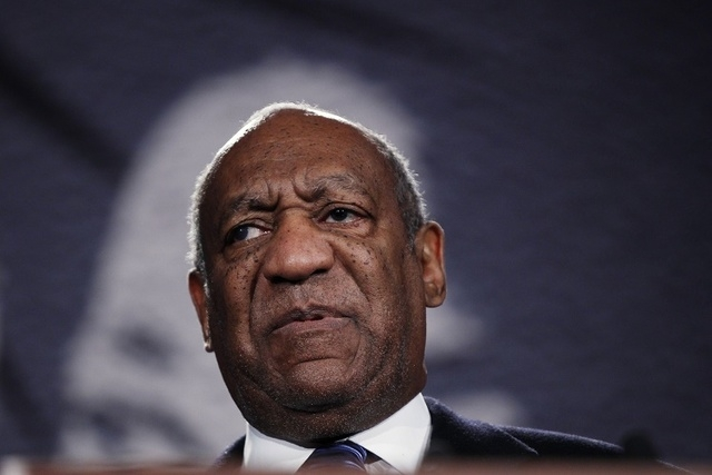 Comedian Bill Cosby will perform Nov. 28 at Treasure Island. The comedy legend has come under renewed criticism for sexual assault allegations — old and new — in recent weeks. (Reuters/Lucas J ...