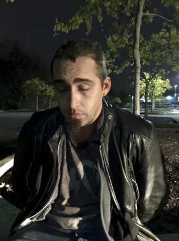 This photo taken on Nov. 5, 2014, and released by the Wilsonville Police Department, shows David Kalac in Wilsonville, Ore. (AP Photo/Wilsonville Police Department)