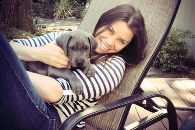 This undated file photo provided by the Maynard family shows Brittany Maynard, a terminally ill woman who decided to end her life early under an Oregon law. She died Nov. 1, 2014. The Catholic Chu ...