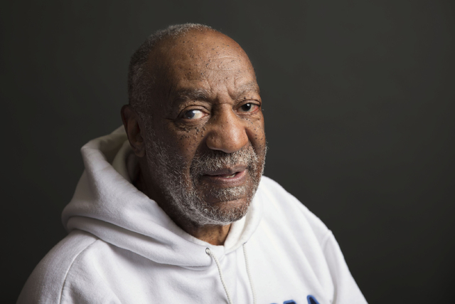 In this Nov. 18, 2013 file photo, actor-comedian Bill Cosby poses for a portrait in New York. NBC announced Wednesday, Nov. 19, that it has canceled plans for a family comedy starring Bill Cosby.  ...