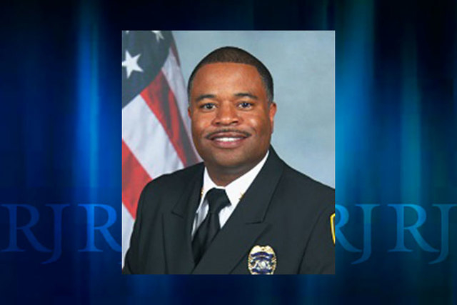"""Clark County Fire Chief Bertral """"Bert"""" Washington is leaving his post to head the Pasadena (Calif.) Fire Department. (Courtesy/Clark County)"""