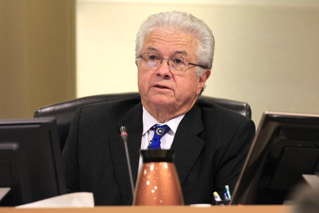 Las Vegas City Councilman Bob Coffin (Sam Morris/Las Vegas Review-Journal file)