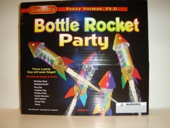 """Bottle Rocket Party"" by Norman & Globus. (Courtesy W.A.T.C.H.)"