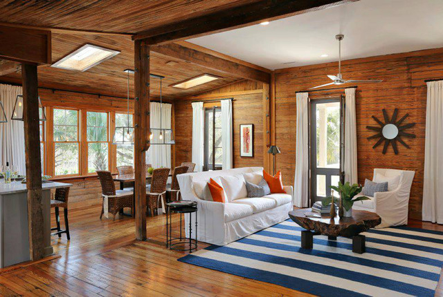 Creators.com photo courtesy Flooring.com Area rugs provide a quick and colorful change to a room's look.
